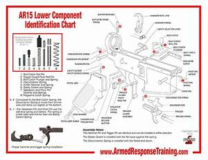 Ar15 Lower Assembly Diagram