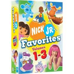 Nick Jr Favorites 1 3 DVD