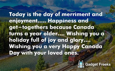 Inspirational Happy Canada Day Quotes Sayings