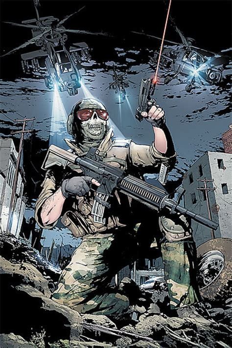 Modern Warfare 2 Ghost 5 Of 6