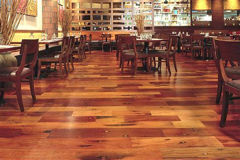 What Is The Best Type Of Flooring For Restaurant?