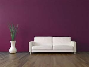 deco salon prune et blanc With couleur peinture salon zen 16 deco chambre gris et prune