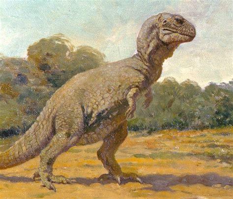 charles  knight tyrannosaurus painting illustration
