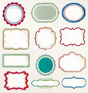 16 Label Vector Frames Free Download Images - Vector ...
