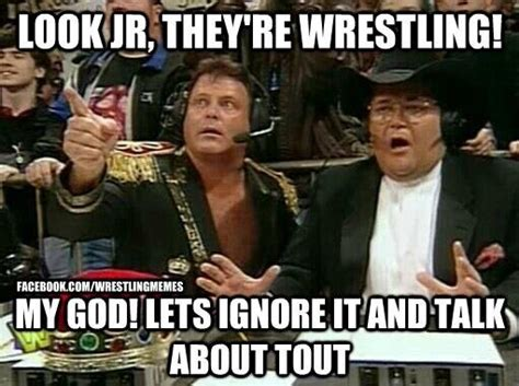 Jim Ross Memes - anmol on twitter quot hilarious meme of jim ross and jerry quot the king quot lawler wwe raw http t
