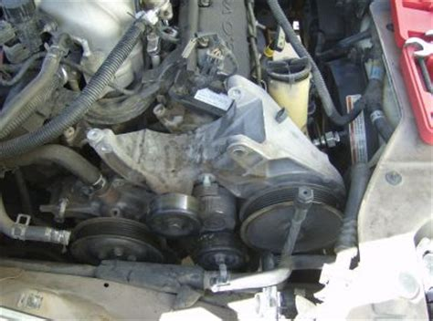 ford taurus water pump removal     water