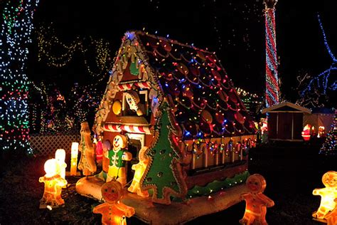 ditmas oark christmaslight displat top 5 light displays in vancouver inside vancouver