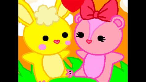 Cuddles X Giggles,handy X Petunia,flippy X Flaky