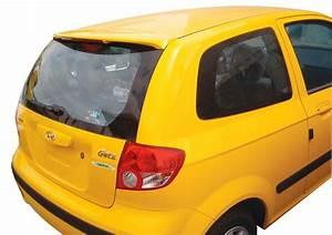 Hyundai Getz 2008 : getz 2002 2008 hyundai getz 2002 2008 3 5 door hatchback roof spoiler with brakelight ~ Medecine-chirurgie-esthetiques.com Avis de Voitures