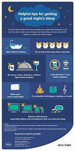 Infographic  A Nice Night Of Sleep