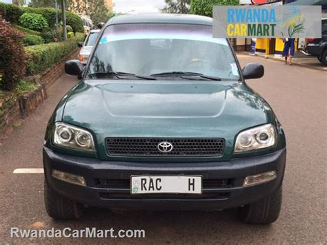 Used Toyota Suv 1996 1996 Toyota Rav4  Rwanda Carmart