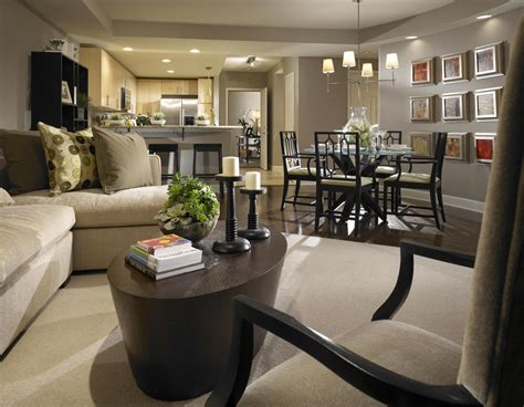 Living Room Kitchen Combo Small Living Space Design Ideas