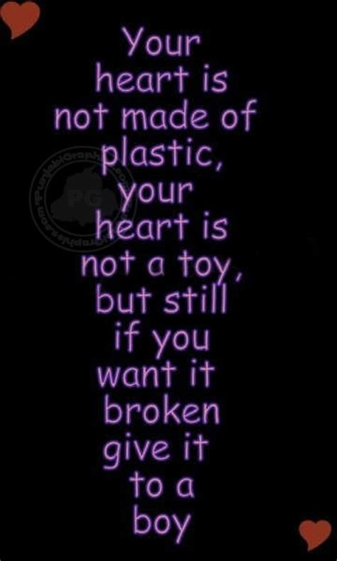 heart broken quotes  boys quotesgram