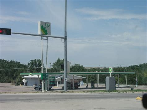 Ogallala Ne Local Bp Gas Station Photo Picture Image