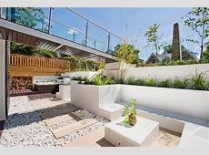 Roof terrace garden shed contemporary with roof top garden