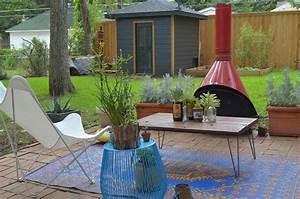 Tapis D Extérieur Pour Terrasse : le tapis ext rieur la touche d co pour des espaces outdoor accueillants et conviviaux design ~ Teatrodelosmanantiales.com Idées de Décoration