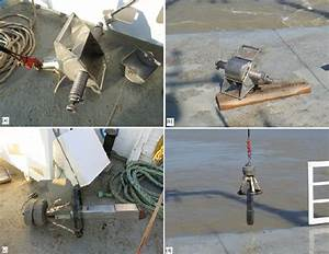 Coring And Sediment Sampling Instruments   A  Open Grab