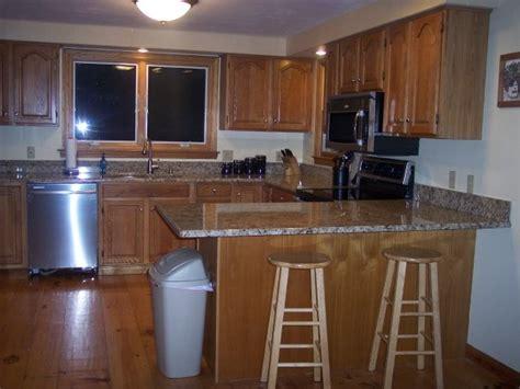 oak cabinet kitchen makeover our oak kitchen makeover 3560