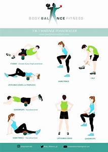 Illustrate Fitness Exercises For Instructions By Alma304