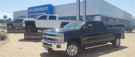 All American Chevrolet San Angelo by All American Chevrolet Of San Angelo New Used Car