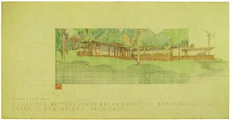 architectural homes frank lloyd wright envisioning architecture moma