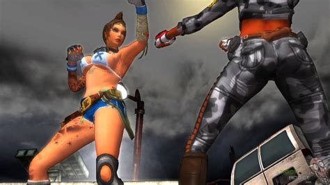 Girl Fight Xbox 360 Arcade Game Profile