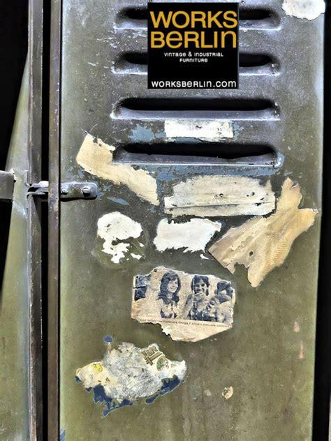 Spind Metall Vintage by Vintage Metallschrank Spind
