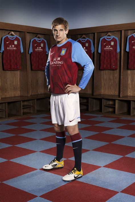 aston villa  home kit launched check