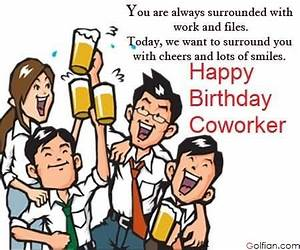 60+ Beautiful Birthday Wishes For Coworker – Latest ...