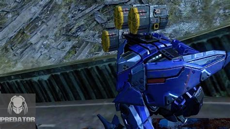 Level 12 New Heavy Dash Bot
