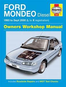 Ford Mondeo Diesel  93
