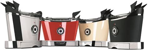 Bugatti products feature high quality materials and excellent colour: Bugatti Volo Toaster Volo, the innovative toaster in the ...