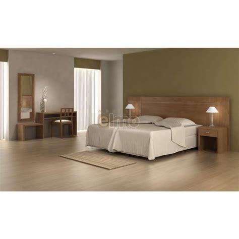 chambre d h es chambre adulte moderne spécial hôtellerie mobilier bois