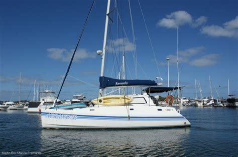 Island Spirit Catamaran For Sale island spirit 35 cruising catamaran for sale martin box