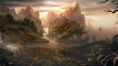 fantasy wallpaper hd page    wallpaperwiki