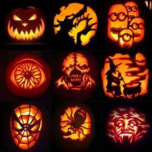 Scary, Halloween, Pumpkin, Carving, Ideas, 2014