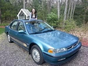 1990 Honda Accord Ex Sedan 4