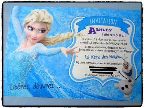 Voici Des Jolies Cartes D'invitation Anniversaire Reine