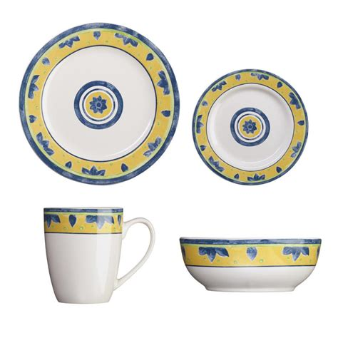 CDST 16PC   Stoneware   Dinnerware   Products   Cuisinart.com