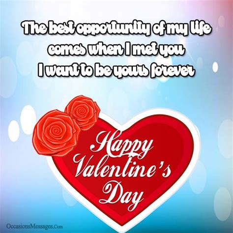 Valentine's Day Messages for Boyfriend - Occasions Messages