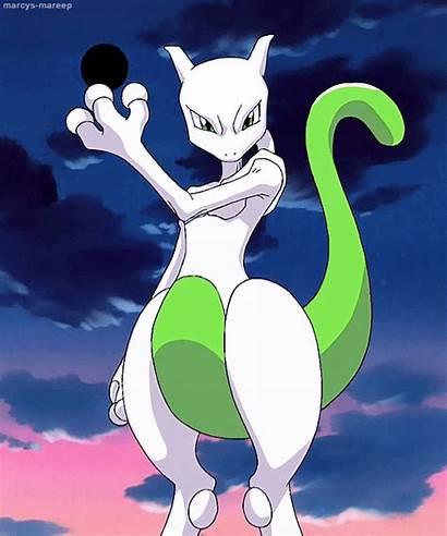 Mewtwo Shiny Pokemon Gifs