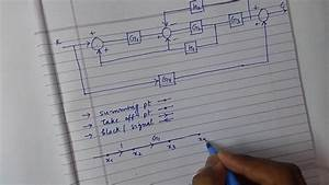 Converting Block Diagram Into Signal Flow Diagram