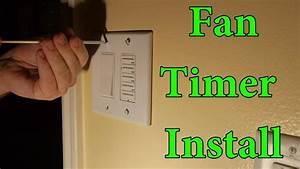 Leviton Ltb30-1lz Fan Timer Install
