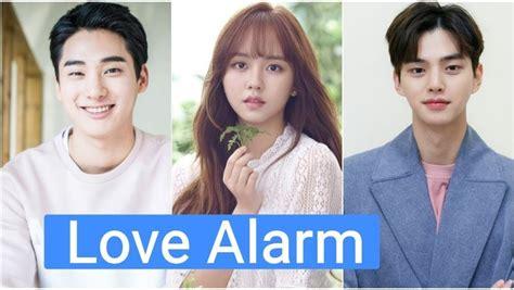 love alarm tv series  cast episodes