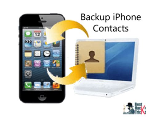 how to backup iphone contacts backup iphone contacts archives best tricks