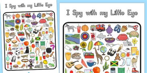 I Spy With My Little Eye Activity 2  Australia, I Spy