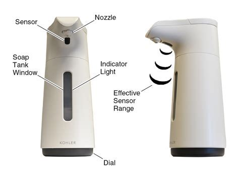 Kohler Soap Dispenser Pump   Atcsagacity.com