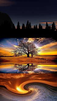 3D sunset (With images) | Sunset
