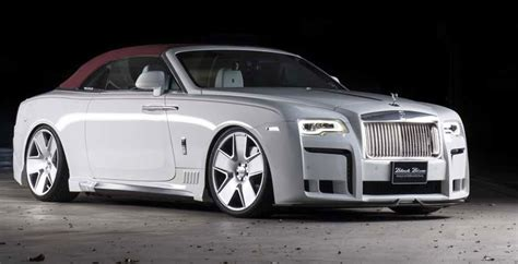 Custom Rolls Royce Dawn