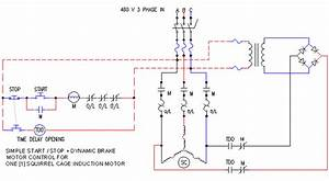 Dynamic Braking For Ac Induction Motor